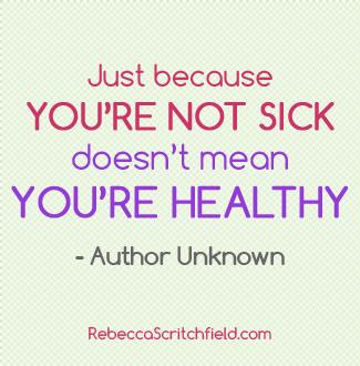 Feeling sick quotes